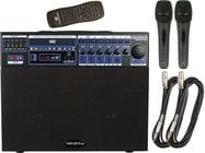 VocoPro DVD-SOUNDMAN-BASIC Portable Sound System, 80W