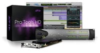 1x HDx Core, HD I/O 16x16 Digital, and Pro Tools HD Software
