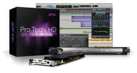 1x HDx core, HD MADI Interface, & Pro Tools HD Software