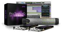 2x HDx Cores, HD I/O 16x16 Interface, & Pro Tools HD Software