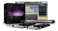 2x HDX Cores, HD MADI Interface, & Pro Tools HD Hardware