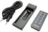 Tascam RC-10 Remote for DR-40, Wired
