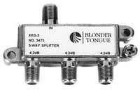 Blonder-Tongue SXRS3  Splitter, 3-Way, Solder Back