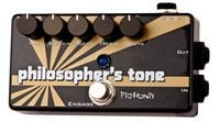 Pigtronix Philosopher's Tone Compression/Sustain/Distortion Pedal PHILOSPHERS-TONE