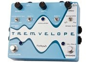 Envelope Modulated Tremolo Pedal