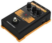 TC Helicon VOICETONE-E1 Vocal Pedal, Echo and Delay