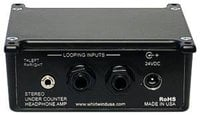 "1x 1/8"" & 2x 1/4"" Headphone Amplifier"