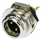 3-Pin REAN TINY XLR-M Connector