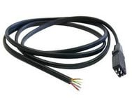 Cable, Straight, for DT-190, free ends     441.937