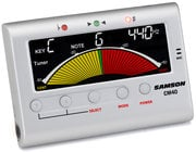 Chromatic Tuner / Metronome