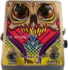 All-Analog Overdrive Effects Pedal