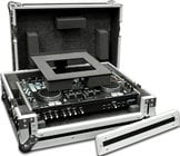 Hard Case for Denon DN-MC6000 Controller with Laptop Tray
