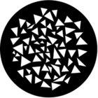 Rosco 77879 Triangle Breakup Gobo
