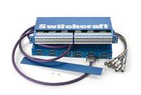 Switchcraft 6425 Studio Patch TT Patchbay, Programmable, Analog/Digital