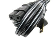 JVC QMPE300-183-K JVC Battery Charger Power Cord