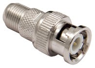 Cable Up by Vu FCF-BNC-ADPTR F Connector Female to BNC Male Adapter