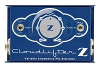 Cloud Microphones CLOUDLIFTER-CLZ Mic Activator, Single Channel, Variable Impedance