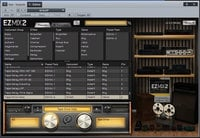 Toontrack EZMIX 2 Mixing Plug-in Mac/PC (AU, RTAS and VST)  (Electronic Delivery)