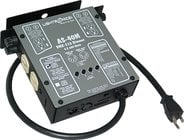 Lightronics Inc. AS-40M 4 Channel Compact DMX/Manual Dimmer