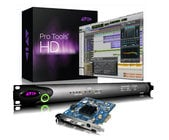Pro Tools|HD Native PCIe Core Card, Pro Tools|HD Software, & HD MADI I/O Interface