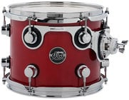 """DW DRPL0810ST 8"""" x 10"""" Performance Series Tom in Lacquer Finish"""