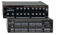 Radio Design Labs RU-ADA8D 2x8 Stereo Audio Distribution Amplifier RUADA8D