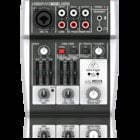 Mixer, 5-Input, USB/Audio Interfce