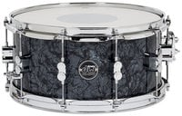 "DW DRPF6514SS 6.5"" x 14"" Performance Series HVX Snare Drum in FinishPly Finish DRPF6514SS"