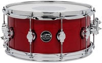 "DW DRPL6514SS 6.5"" x 14"" Performance Series Snare Drum in Lacquer Finish DRPL6514SS"