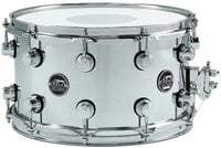 "DW DRPM0814SSCS 8"" x 14"" Performance Series Steel Snare Drum in Chrome DRPM0814SSCS"