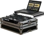 Odyssey FZGSTKS4 Flight Case for Traktor S4, Numark iDJ3 or Mixtrack Pro, or American Audio VMS4 Controller