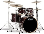 Pacific Drums PDCM2215 Concept Series Maple 5-Piece Shell Pack PDCM2215
