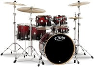 Pacific Drums PDCM2216 Concept Series Maple 6-Piece Shell Pack PDCM2216