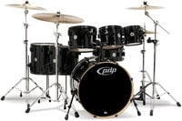 Pacific Drums PDCM2217 Concept Series Maple 7-Piece Shell Pack PDCM2217