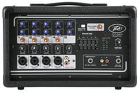 4-Channel Powered Mixer