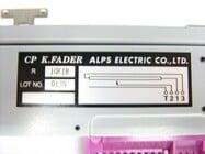 Sony Mixer Motorized Fader