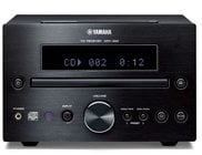 Yamaha CRX-332BL Micro Component Receiver/CD Player