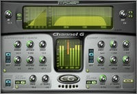 McDSP Channel G HD Channel Strip Plug-In