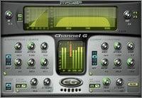 McDSP CHANNEL-G-HD Channel G HD Channel Strip Plug-In