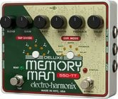 Electro-Harmonix DELUXEMMTAP-550 Deluxe Memory Man with TapTempo 550 DELUXEMMTAP-550