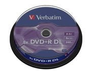 Verbatim 4.7GB 8x Dual-Layer DVD-R