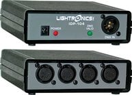 Lightronics Inc. IDP-104 Portable DMX Optical Isolator IDP104