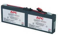 American Power Conversion RBC18 Battery Cartridge Replacement