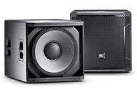 """JBL STX818S Single 18"""" Bass Reflex Subwoofer"""