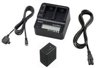Power Supply/Fast Dual Charger for H/V/P Series InfoLITHIUM Batteries