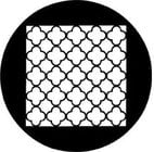 Chinese Lattice Gobo