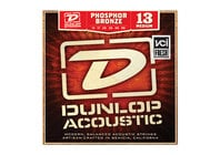 Dunlop Manufacturing 3PDAP1254 3 Pack Light Acoustic Guitar Strings 3PDAP1254