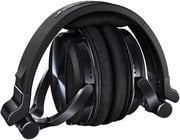 Black Professional DJ Headphones