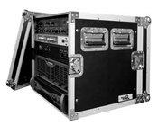 8U Deluxe Amplifier Rack Case