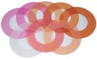 Rosco Laboratories LOOP-COLOR-FILTER-PK LitePad Loop Color Filter Pack
